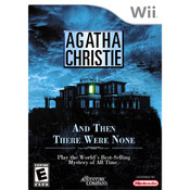 Agatha Christie And Then There Were None - Wii Game