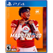 Madden 20 Video Game for Sony PlayStation 4