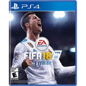 FIFA 18 Video Game for Sony PlayStation 4