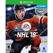 NHL 18 Video Game for Microsoft Xbox One