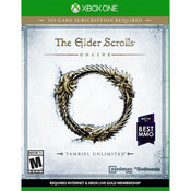 Elder Scrolls Online: Tamriel Unlimited Video Game for Microsoft Xbox One