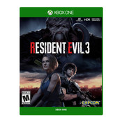 Resident Evil 3 Video Game for Microsoft Xbox One