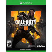 Call of Duty Black Ops IIII Video Game for Microsoft Xbox One