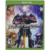 Transformers Rise of the Dark Spark Video Game for Microsoft Xbox One