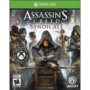 Assassin's Creed Syndicate Video Game for Microsoft Xbox One