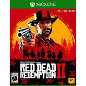 Red Dead Redemption II Video Game for Microsoft Xbox One