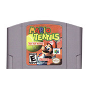 Not For Resale Mario Tennis Video Game for Nintendo 64