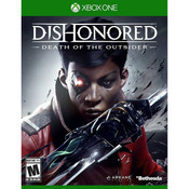 Dishonored Death of the Outsider Video Game for Microsoft Xbox One