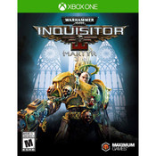 Warhammer 40,000 Inquisitor Martyr Video Game for Microsoft Xbox One