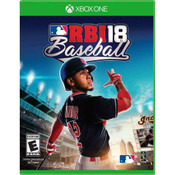 RBI Baseball 2018 Video Game for Microsoft Xbox One