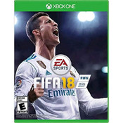 FIFA 18 Video Game for Microsoft Xbox One