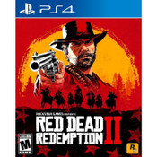 Red Dead Redemption II Video Game for Sony PlayStation 4
