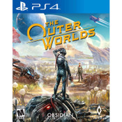 The Outer Worlds Video Game for Sony PlayStation 4