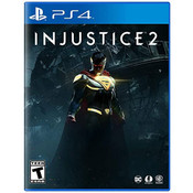 Injustice 2 Video Game for Sony PlayStation 4