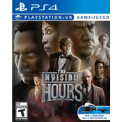 The Invisible Hours Video Game for Sony PlayStation 4