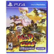 Wild Guns Reloaded Video Game for Sony PlayStation 4