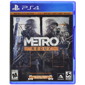 Metro Redux Video Game for Sony PlayStation 4