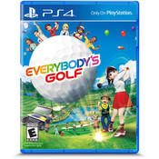 Everybody's Golf Video Game for Sony PlayStation 4
