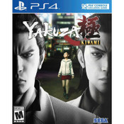 Yakuza Kiwami Video Game for Sony PlayStation 4