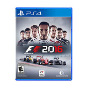 Formula 1 2016 Video Game for Sony PlayStation 4
