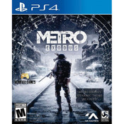 Metro Exodus Video Game for Sony PlayStation 4