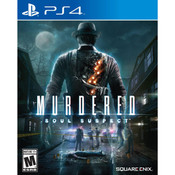 Murdered Soul Suspect Video Game for Sony PlayStation 4