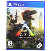 Ark Survival Evolved Video Game for Sony PlayStation 4