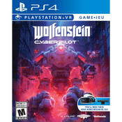 Wolfenstein Cyberpilot Video Game for Sony PlayStation 4