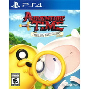 Adventure Time Finn & Jake Investigations Video Game for Sony PlayStation 4