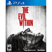 The Evil Within Video Game for Sony PlayStation 4