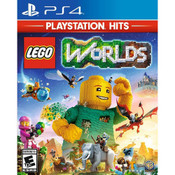LEGO Worlds Video Game for Sony PlayStation 4