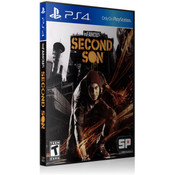 Infamous Second Son Video Game for Sony PlayStation 4