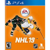 NHL 19 Video Game for Sony PlayStation 4