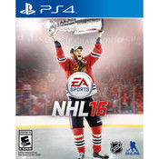 NHL 16 Video Game for Sony PlayStation 4