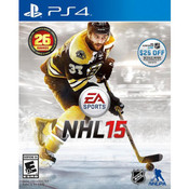 NHL 15 Video Game for Sony PlayStation 4