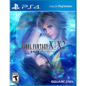 Final Fantasy X/X-2 HD Remaster Video Game for Sony PlayStation 4