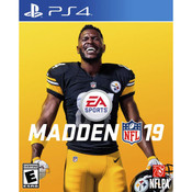 Madden NFL 19 Hall of Fame Edition Video Game for Sony PlayStation 4
