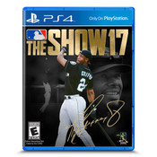 MLB 17 The Show Video Game for Sony PlayStation 4