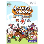 Harvest Moon Magical Melody Video Game for Nintendo Wii