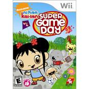 Ni Hao Kai-lan Super Game Day Video Game for Nintendo Wii