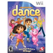 Nickelodeon Dance Video Game for Nintendo Wii
