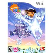 Dora Saves the Snow Princess Video Game for Nintendo Wii