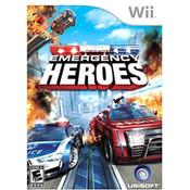 Emergency Heroes Video Game for Nintendo Wii