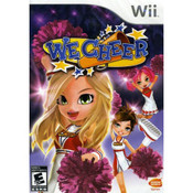 We Cheer Video Game for Nintendo Wii