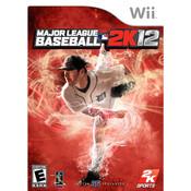 Major League Baseball 2K12 Video Game for Nintendo Wii