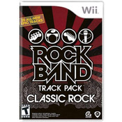 Rock Band Track Pack Classic Rock Video Game for Nintendo Wii
