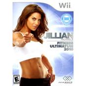 Jillian Michaels' Fitness Ultimatum 2010 Video Game for Nintendo Wii