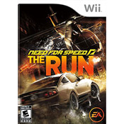 Need for Speed The Run Video Game for Nintendo Wii