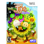 Jaja's Adventure Video Game for Nintendo Wii