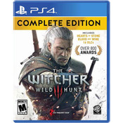 Witcher 3 Wild Hunt Complete Edition Video Game for Sony PlayStation 4
